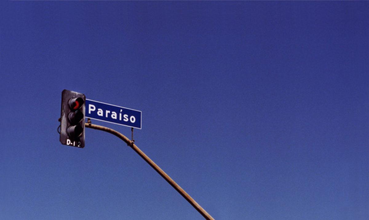 Paraíso, © 2001, C-print, 96 x 156 cm