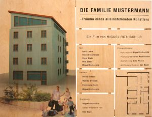 The Mustermann Family - Trauma of an Unattached Artist, © 2001-2003, Different views from the installation, Kunsthalle Düsseldorf, 2005