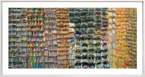 Cheaper than Gursky II, © 2008, C-print, Two pictures each: 150 x 280 cm