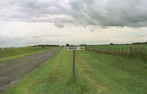 El Paraíso 4, © 1999, C-print, 126 x 186 cm