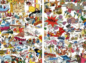 Big Misfortune, © 2003-2004, C-print, each one 150 x 100 cm