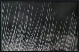 Sturm ohne Drang II, © 2011, C-print, straws, 97 x 144 x 8 cm