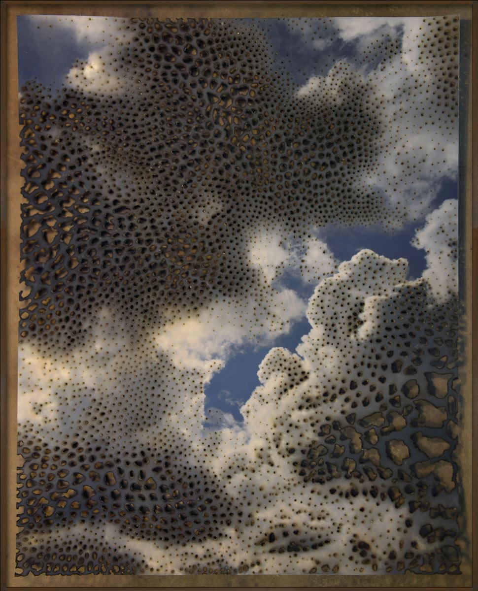 Apocalypse, © 2020 Fine art print on Hahnemühle paper with burns, 70 x 58 cm
