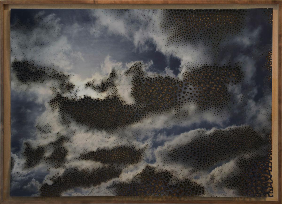 Apocalypse II, © 2020 Fine art print on Hahnemühle paper with burns, 90 x 120 cm