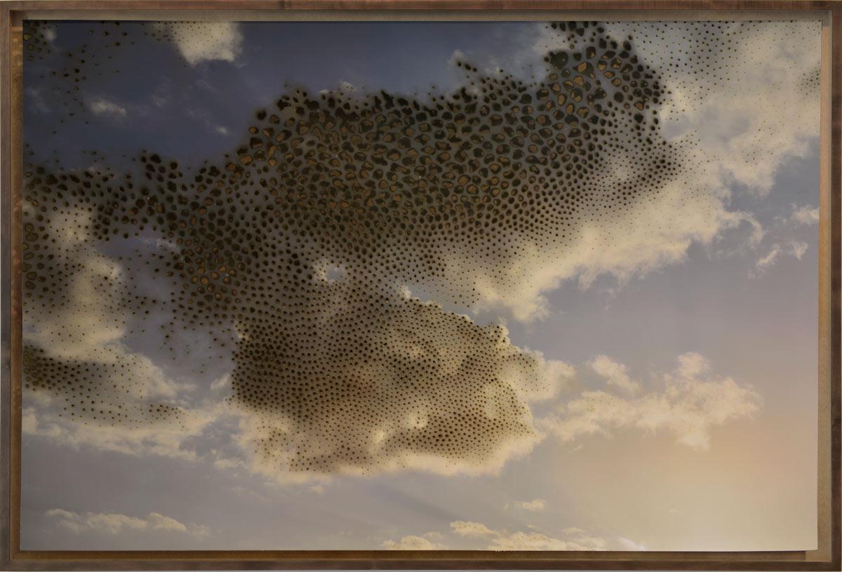 Apocalypse IV, © 2020 Fine art print on Hahnemühle paper with burns, 70 x 100 cm