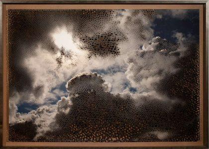 Apocalypse IX, © 2020 Fine art print on Hahnemühle paper with burns 86 x 120 cm