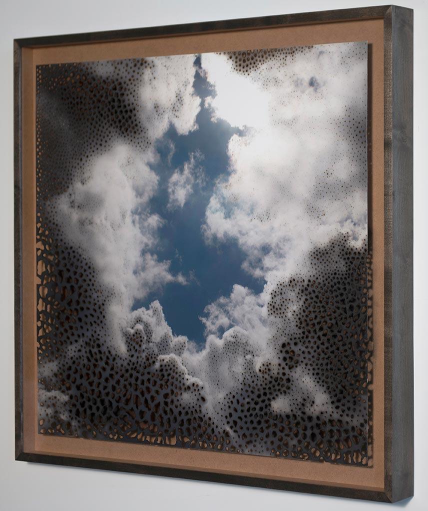 Apocalypse V, © 2020 Fine art print on Hahnemühle paper with burns, 78 x 82 cm